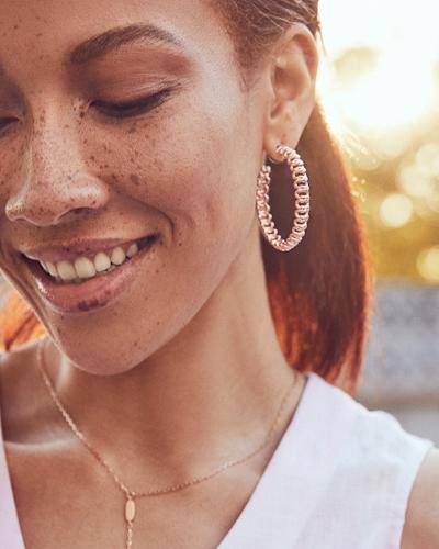 Kendra Scott Fallyn Hoop Earring