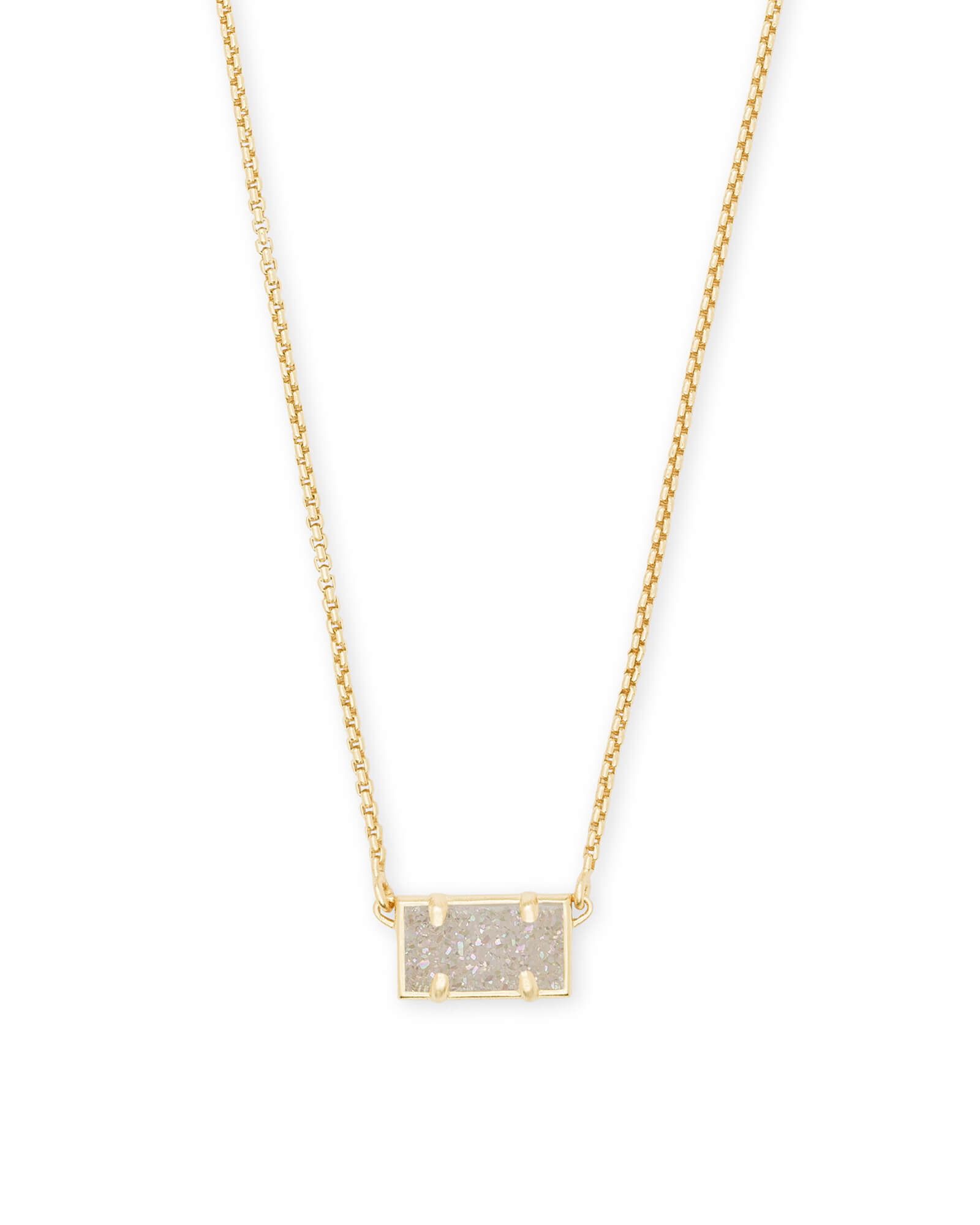 Pattie Pendant Necklace in Gold