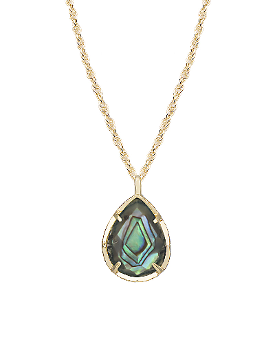 Kiri Necklace in Abalone Shell
