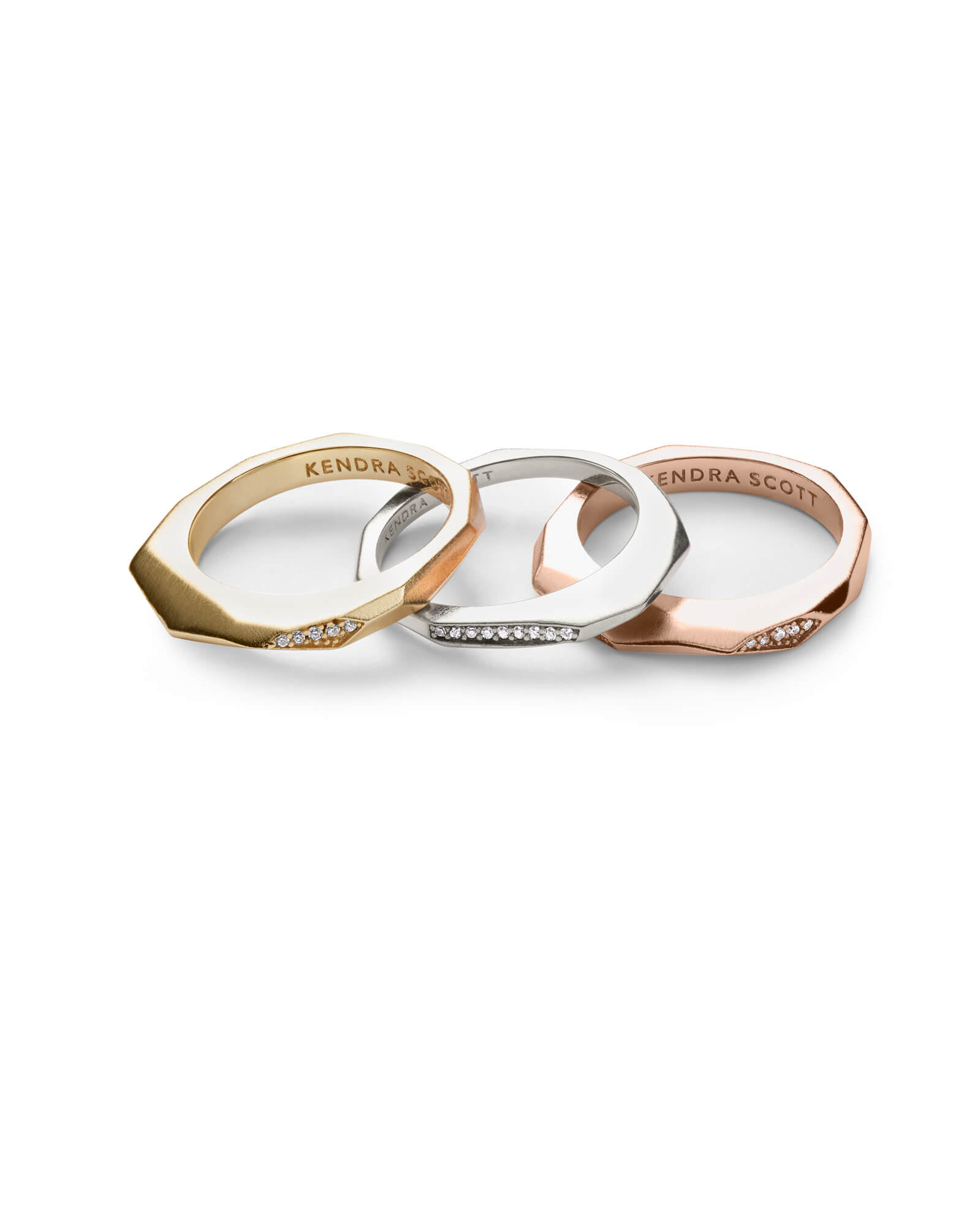 Joel Stackable Ring Set