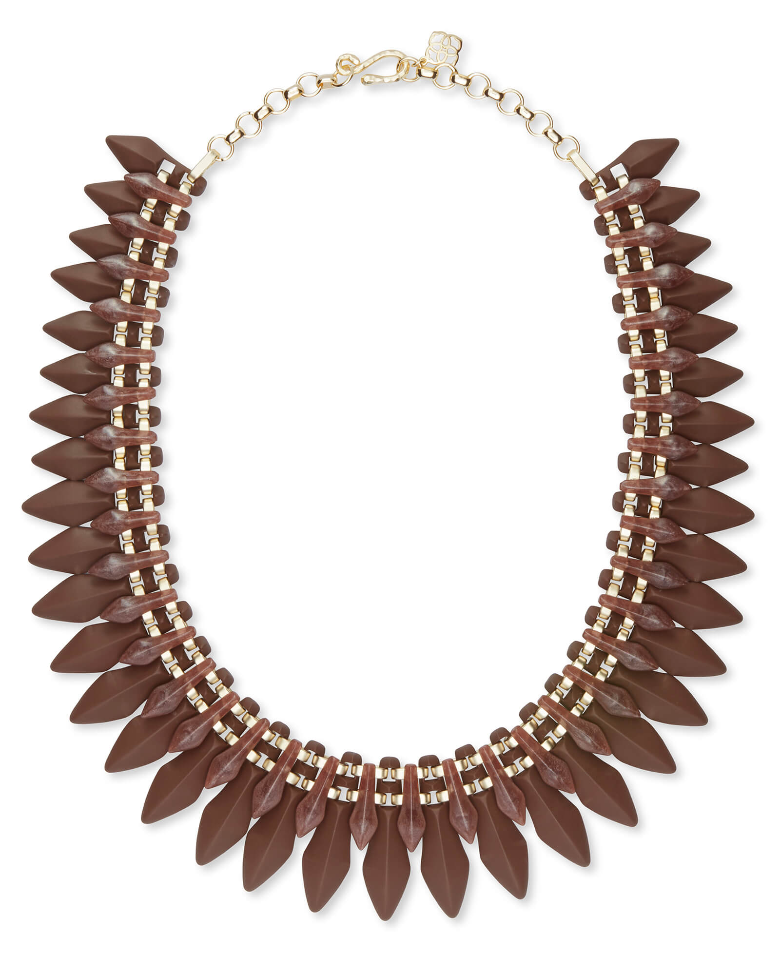Lazarus Statement Necklace