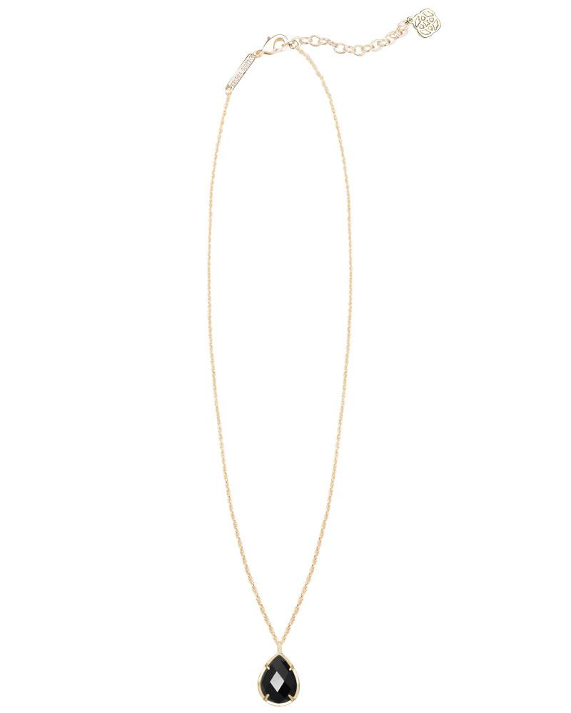 Kiri Necklace in Black