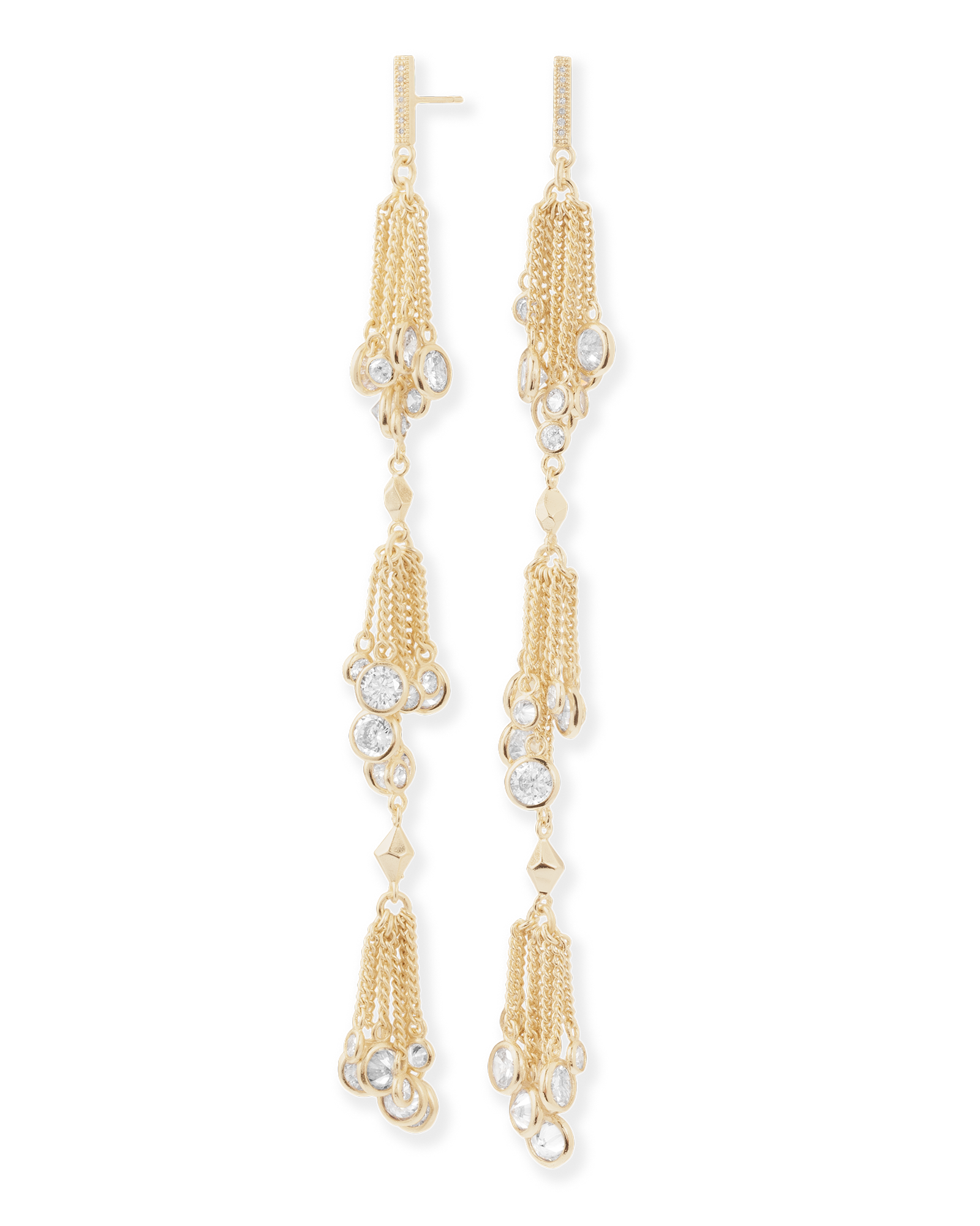Tallulah Shoulder Duster Earrings