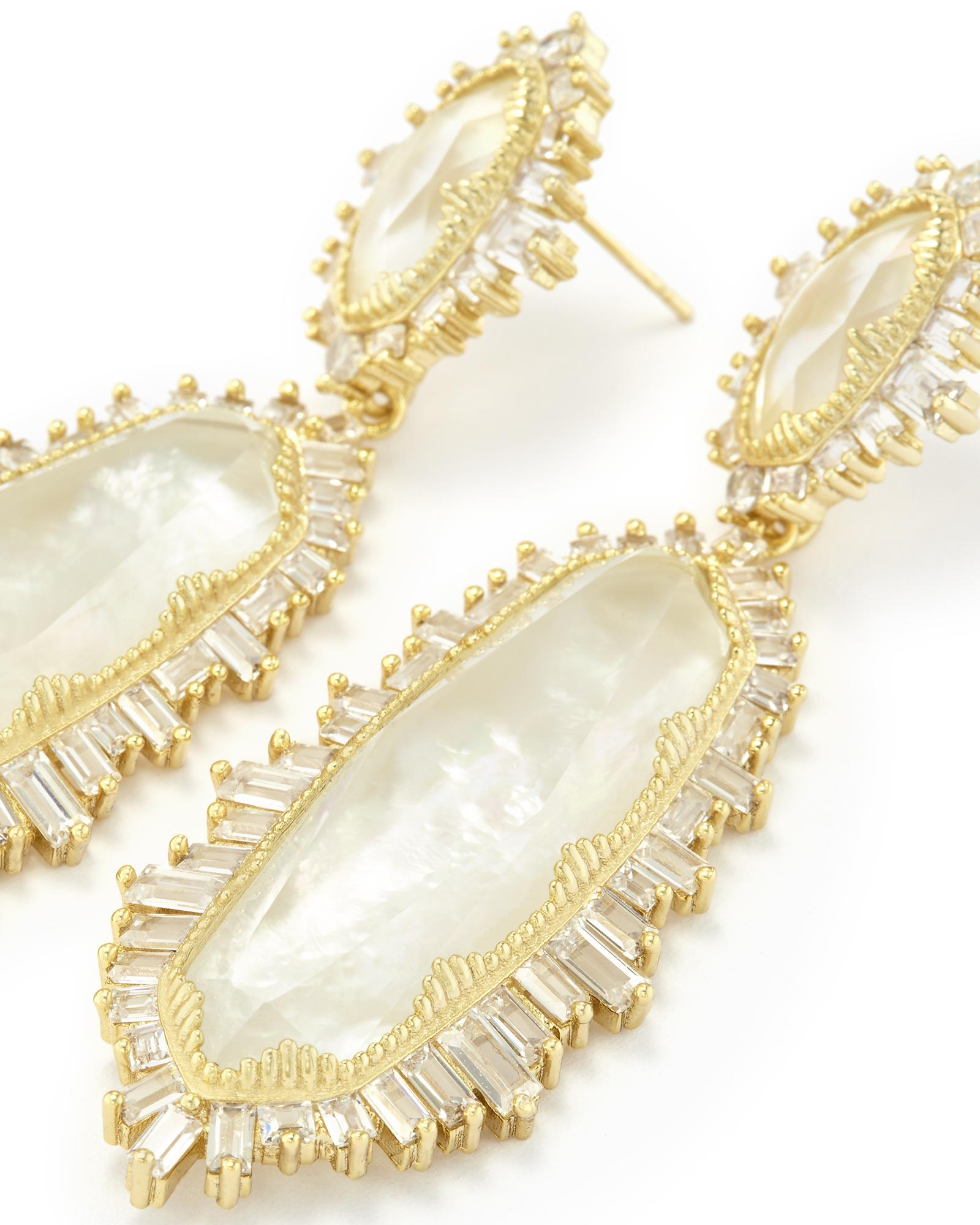 Katrina Statement Earrings