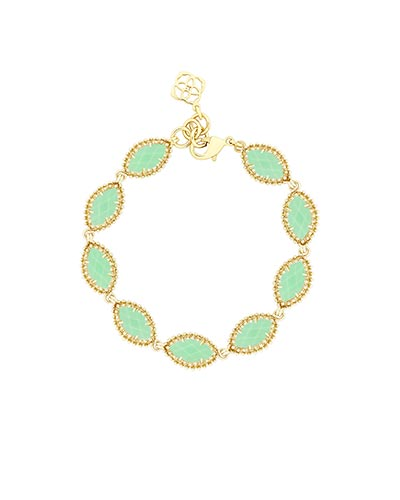 Jana Bracelet in Mint