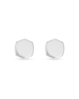 Davis Stud Earrings in Sterling Silver