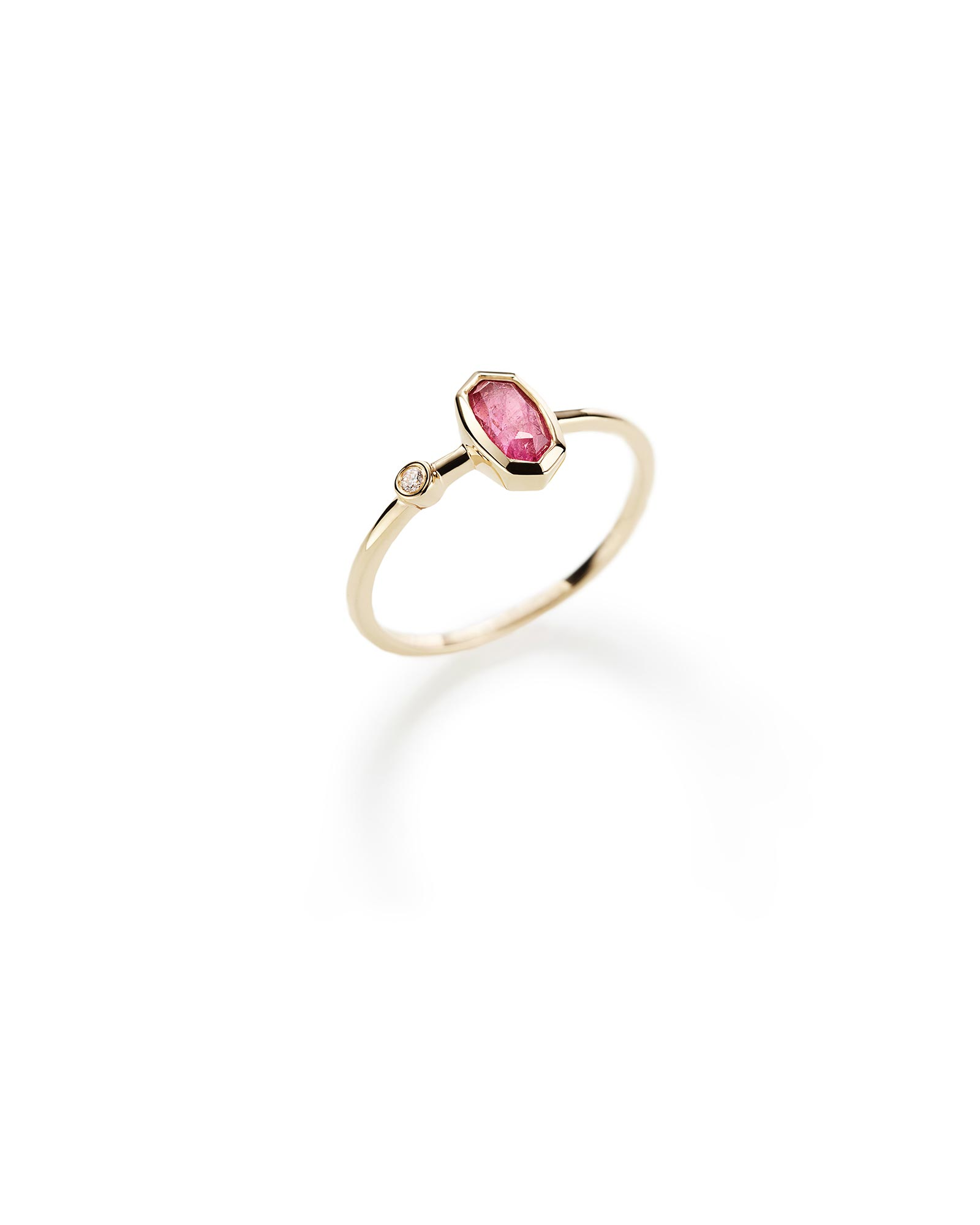 Chastain Ring in 14k Gold
