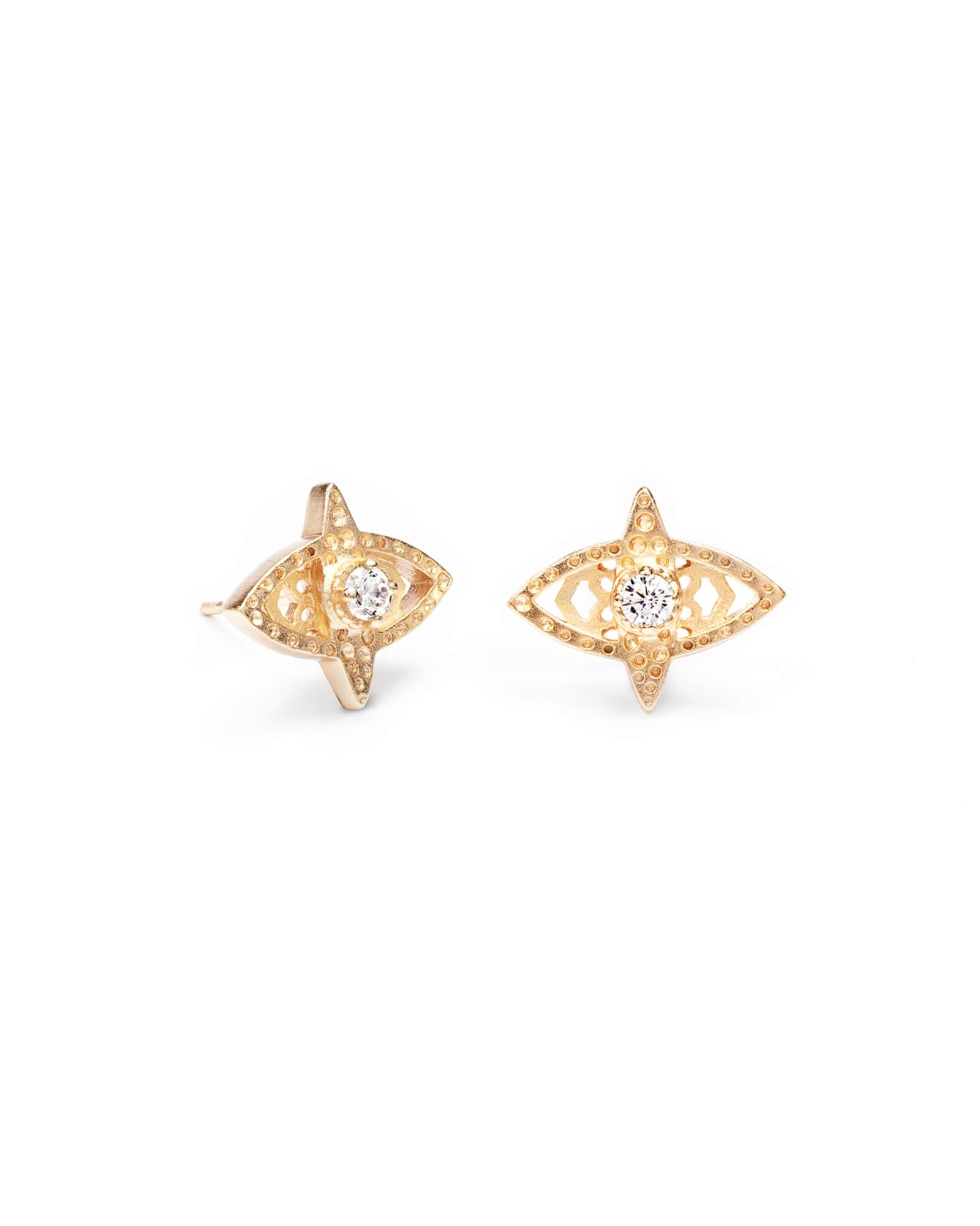 Crosby Stud Earrings Jewelry Kendra
