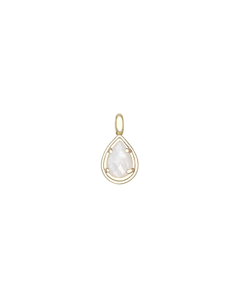 short missoma necklaces moonstone gold original june birthstone pendant necklace rainbow
