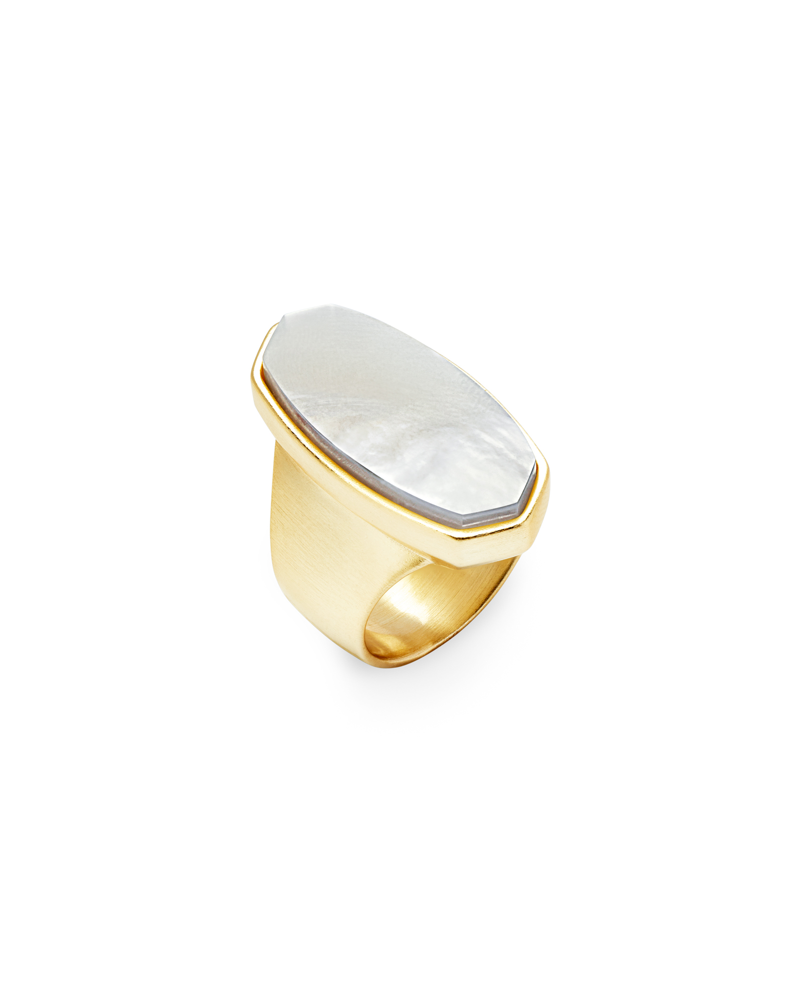 Kit Cocktail Ring in Gold