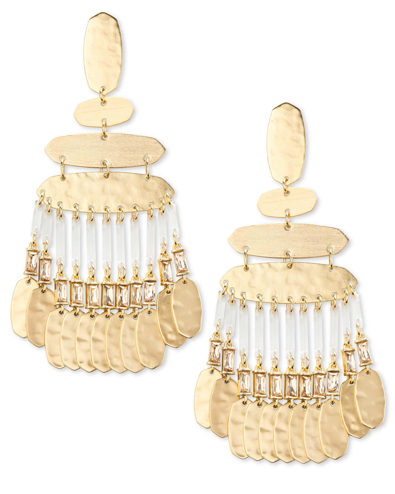 Nicola Statement Earrings