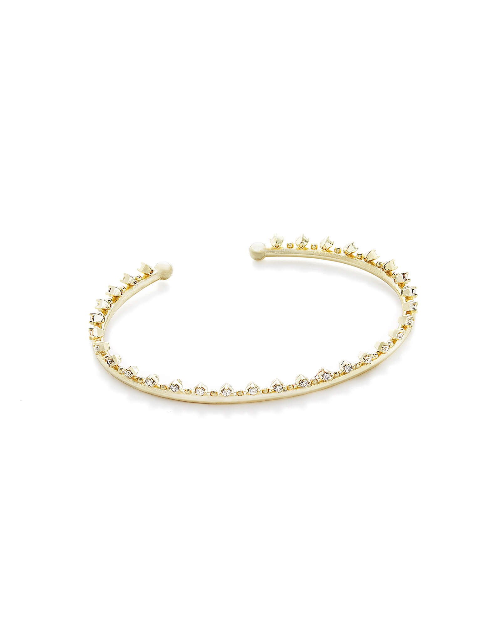 Codi Pinch Bracelet in Gold