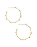 Rhoan Hoop Earrings