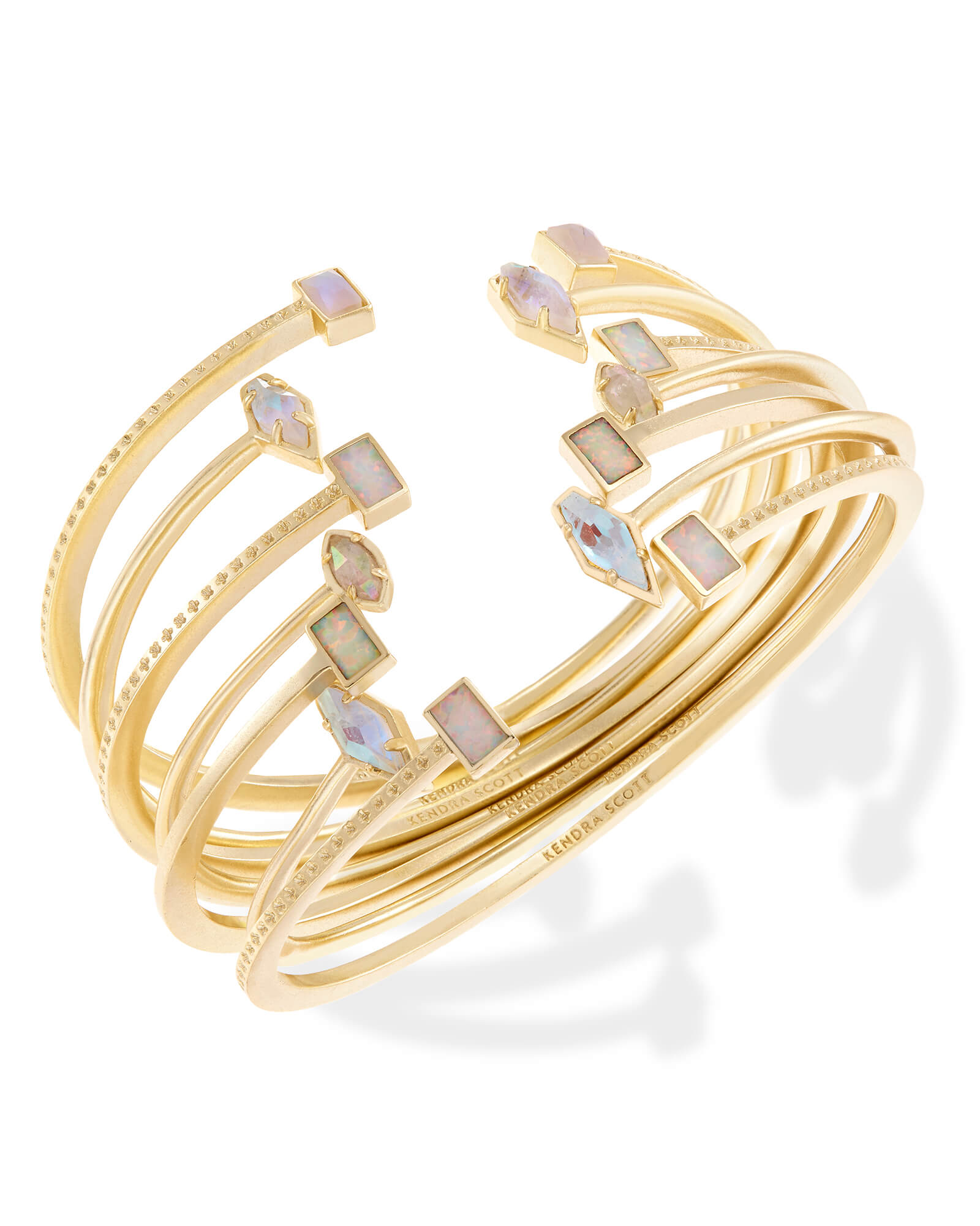 Kinsley Bangle Bracelet Set