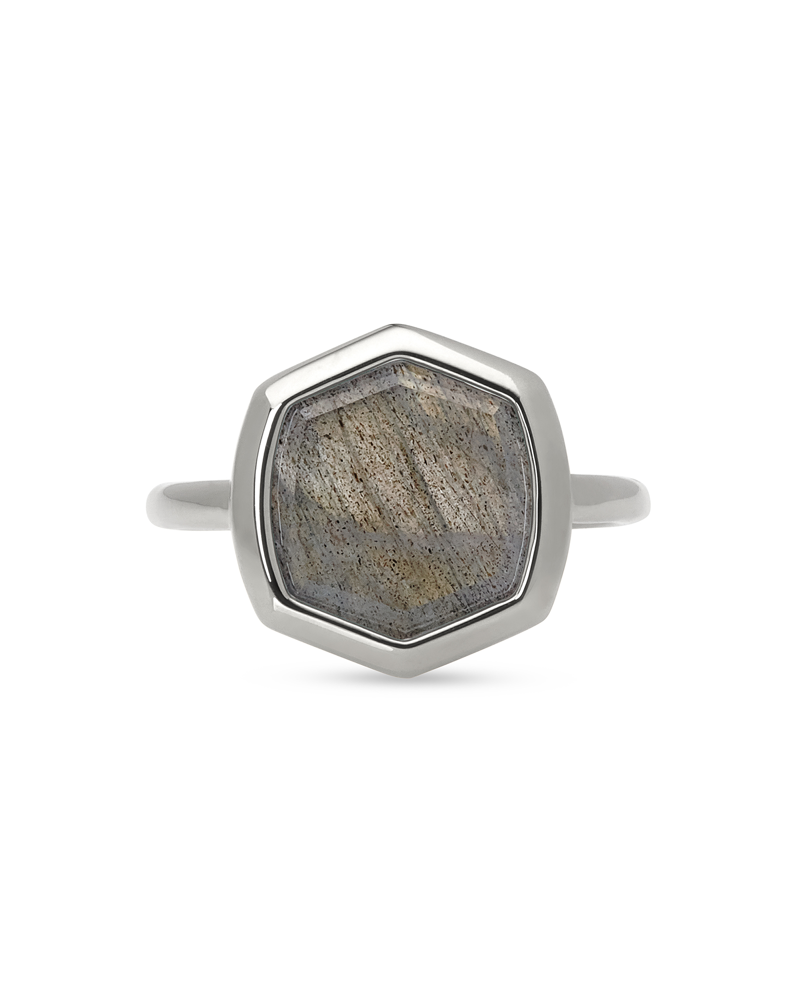 Davis Sterling Silver Cocktail Ring