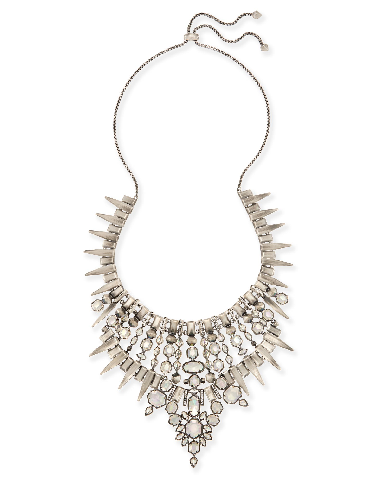 main modcloth statement multi shop accessories desert eclectic necklace