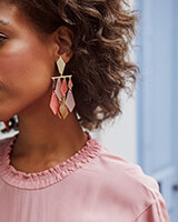 Hanna Statement Earrings