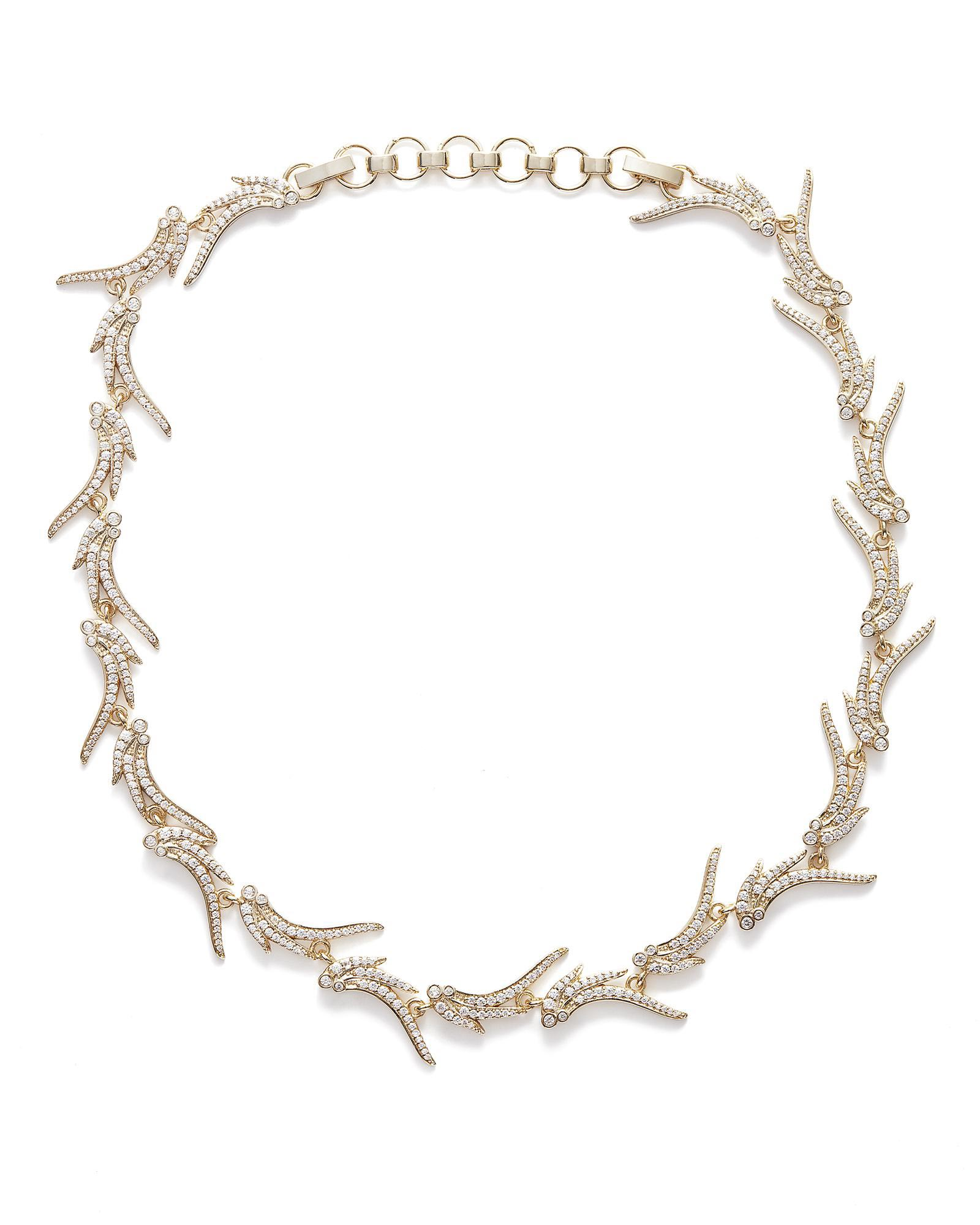 Cleo Collar Necklace