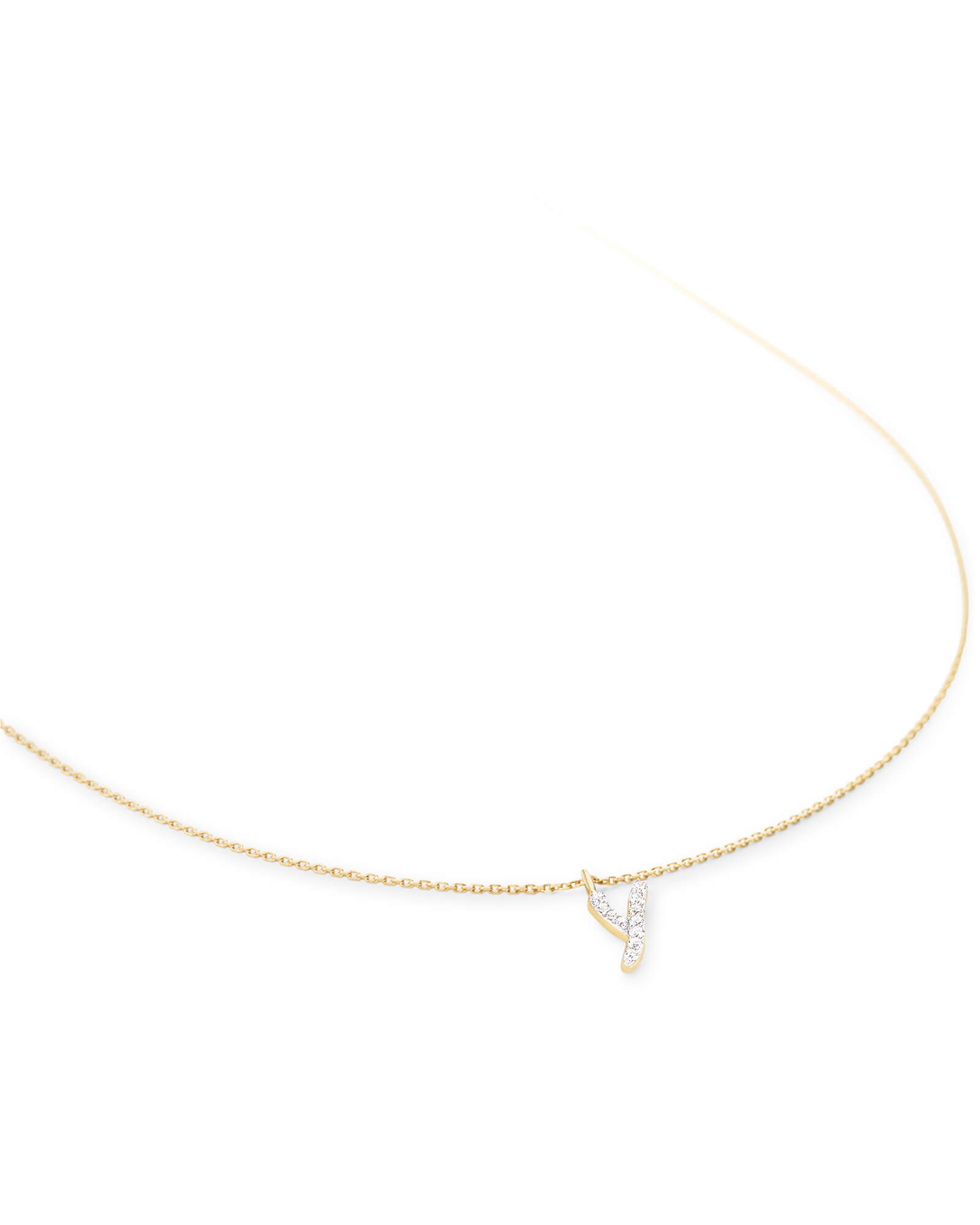Chain Gift Once Upon A Time Letter Statement Necklace Multilayer Pendant