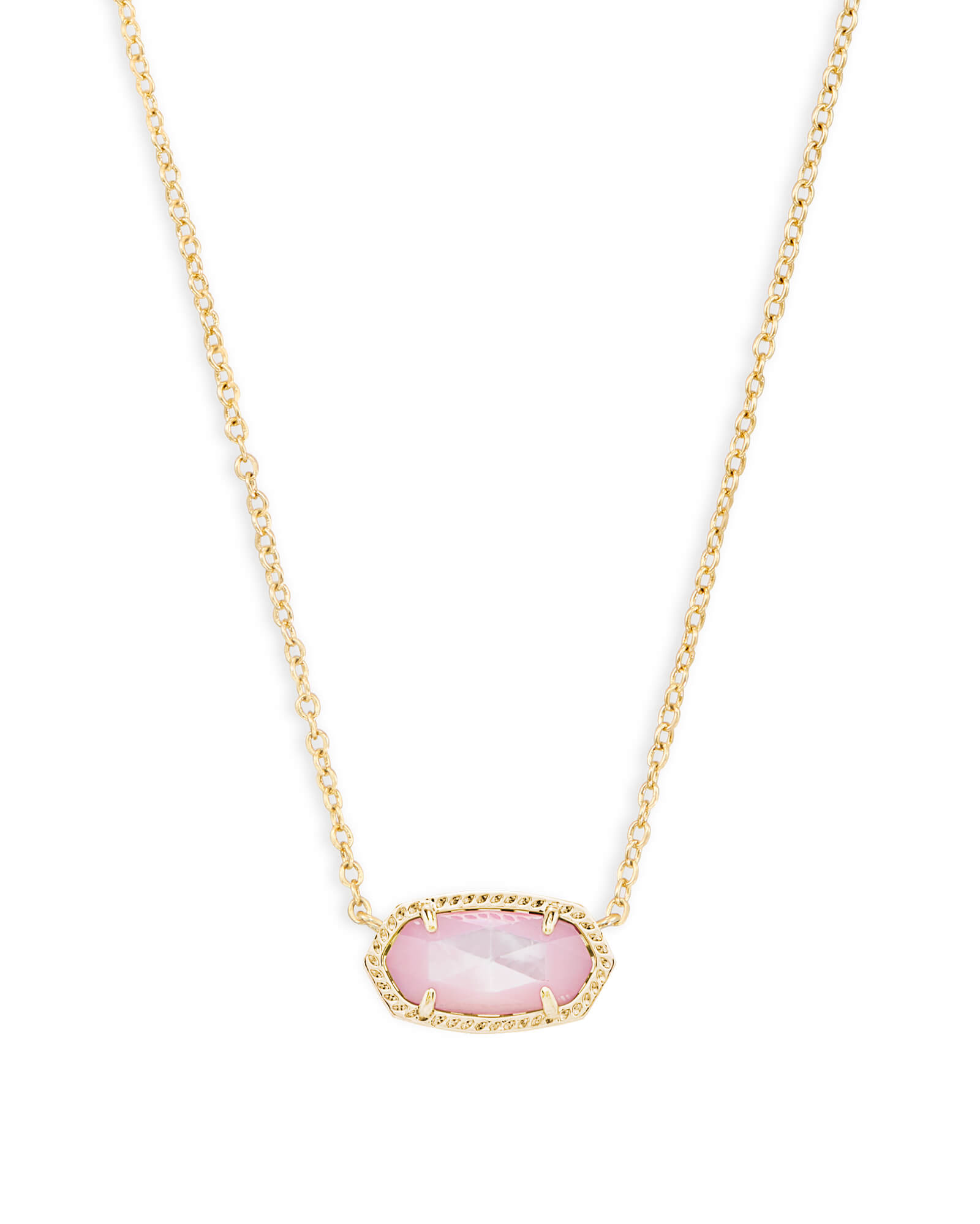 Elisa pendant necklace in blush pearl kendra scott elisa pendant necklace in blush pearl aloadofball Gallery