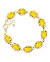 Jana Bracelet in Yellow
