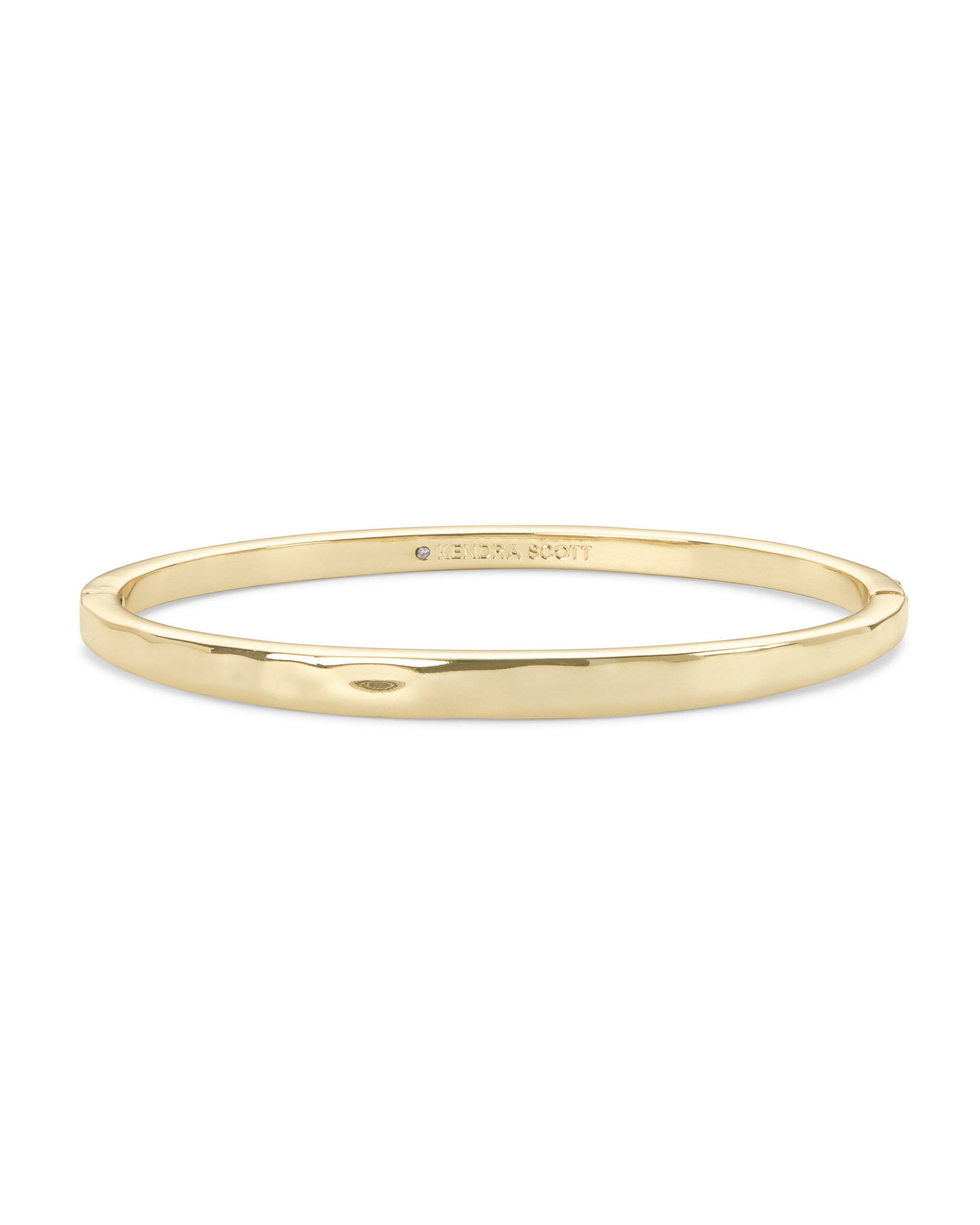 Zorte Bangle Bracelet in Gold
