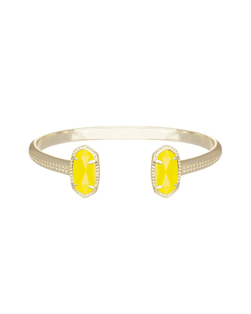 Elton Bracelet in Yellow