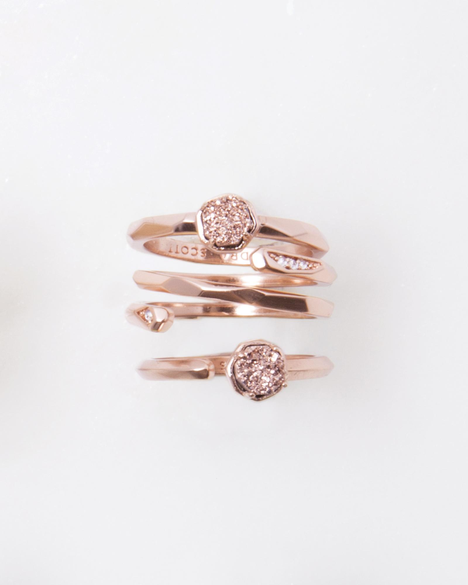 Kendra Scott Ring Set Size