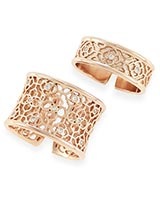 Kensey Ring Set in Rose Gold