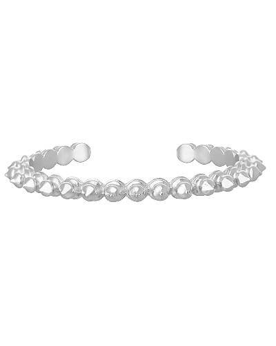 Rory Bracelet in Silver from Kendra Scott Product Image
