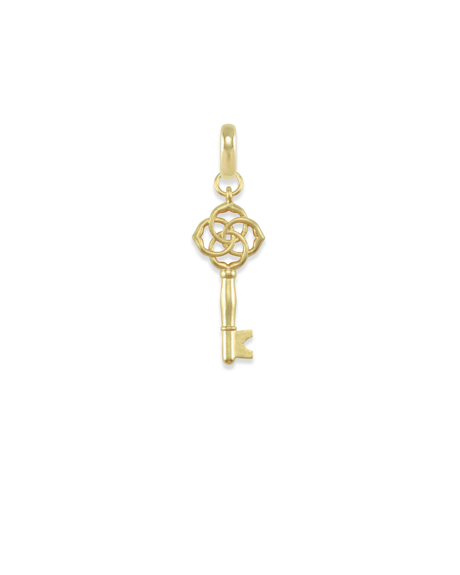Home & Shelter Charm in Gold