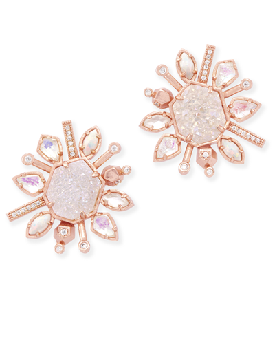 Ophelia Stud Earrings in Radiant