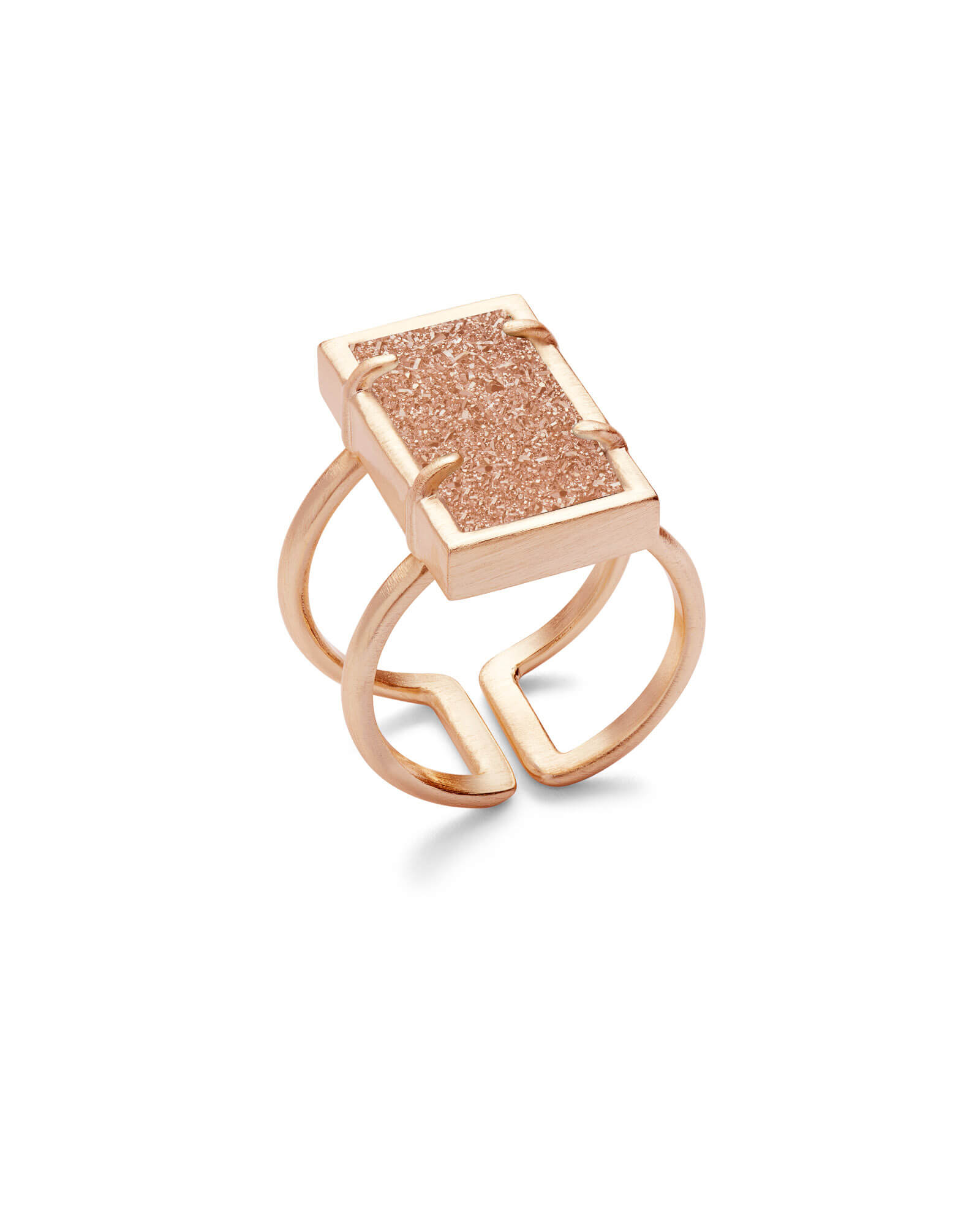 Lennox Ring in Rose Gold