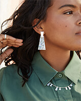 Collins Statement Earrings