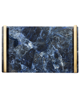 Large Tray in Blue Sodalite