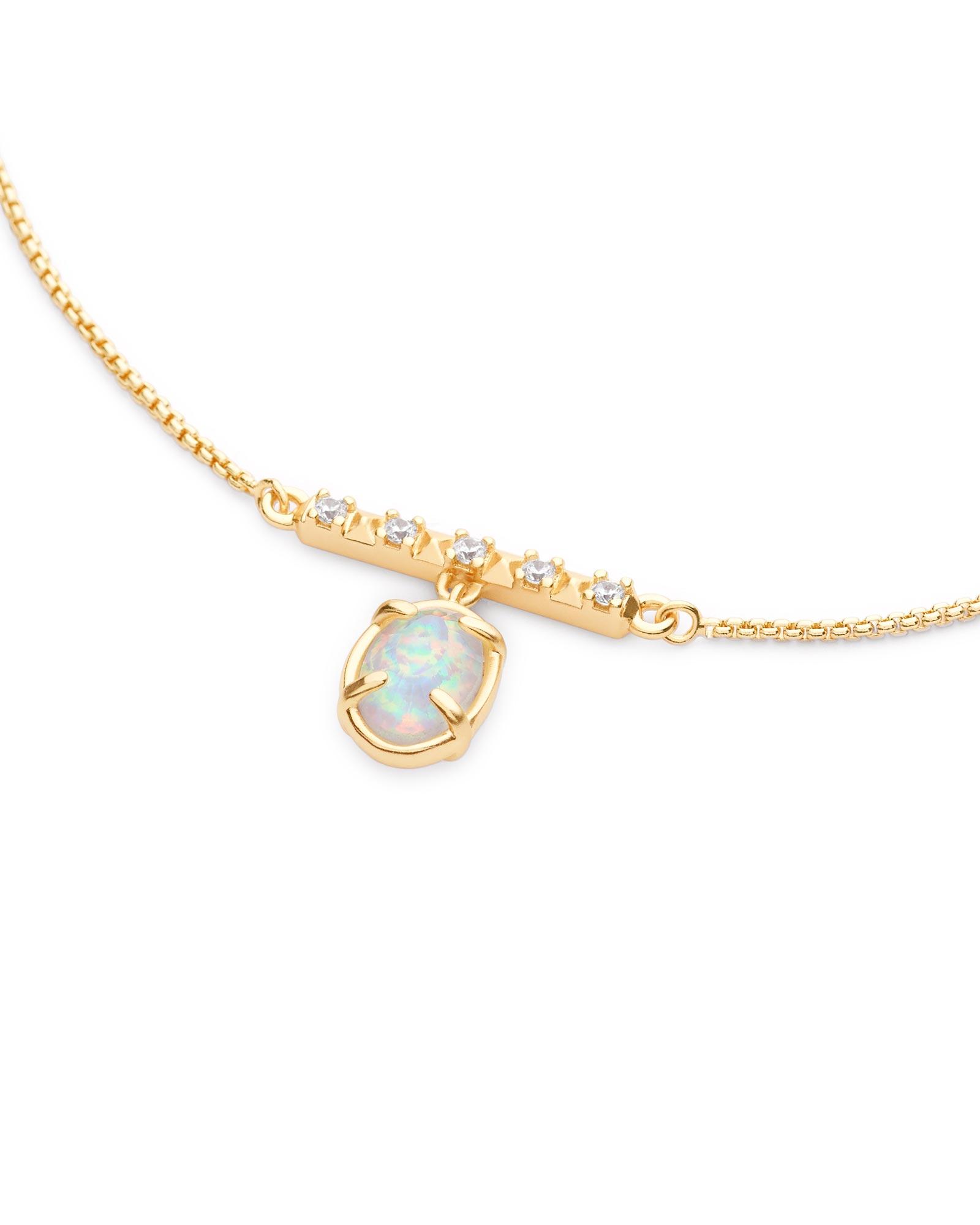 Fischer Pendant Necklace in Gold | Kendra Scott Jewelry
