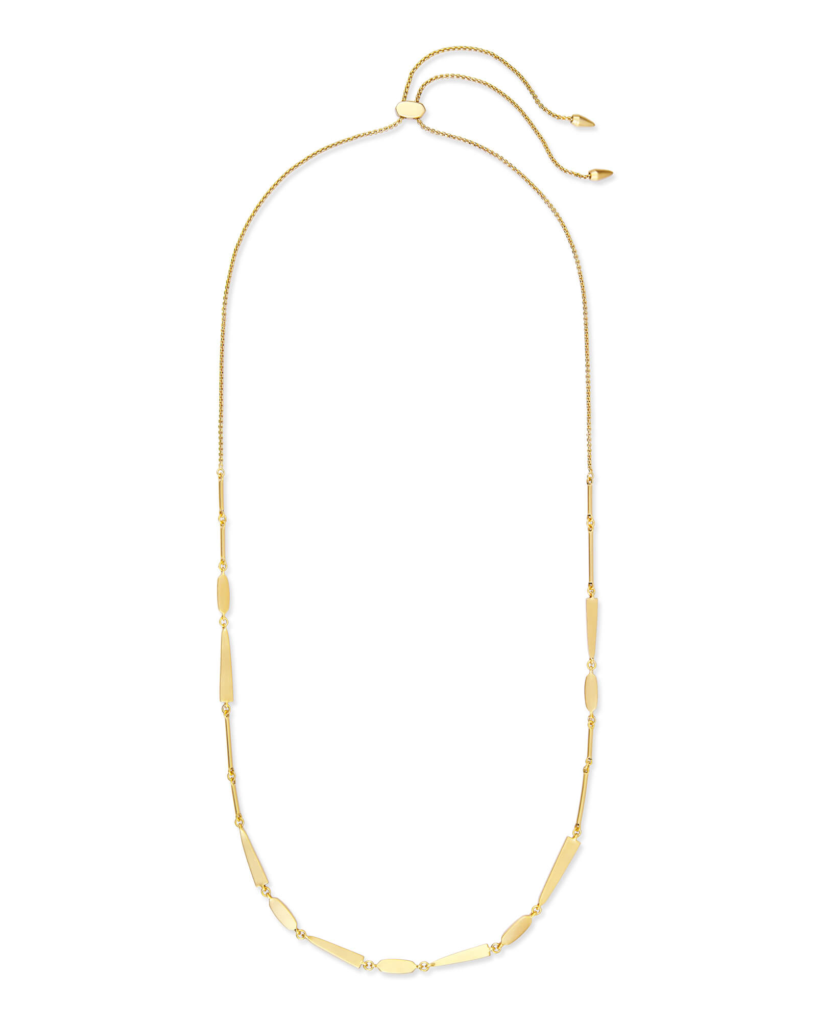 Ava Choker Necklace in Gold