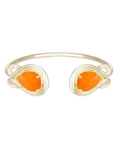 Andy Bracelet in Orange