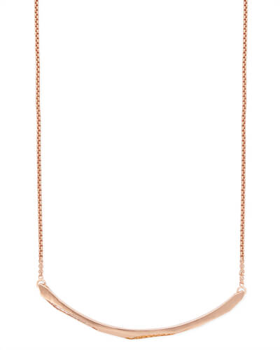 Graham Choker Necklace In Rose Gold