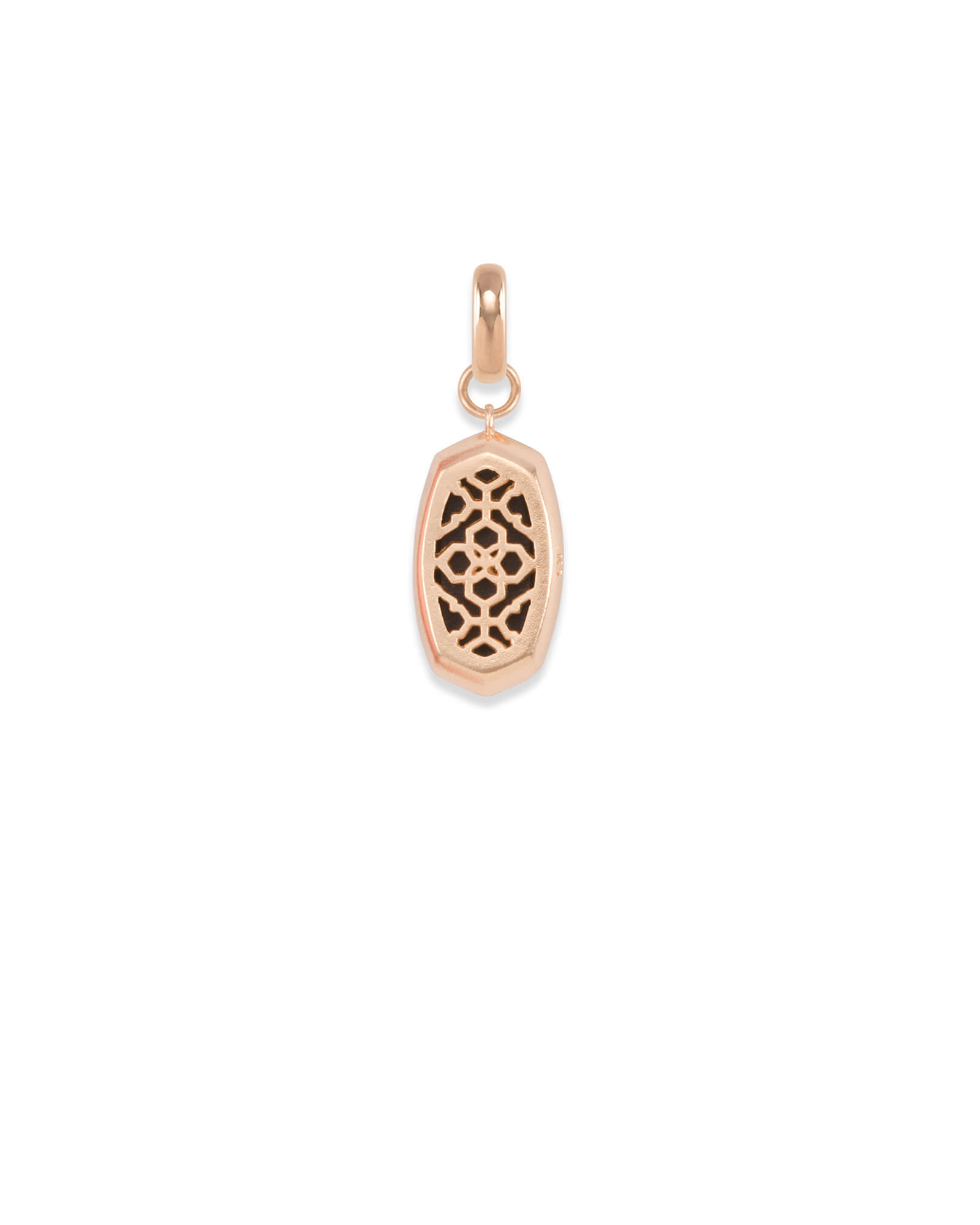 Mood Stone Charm in Rose Gold
