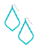 Sophee Matte Drop Earrings