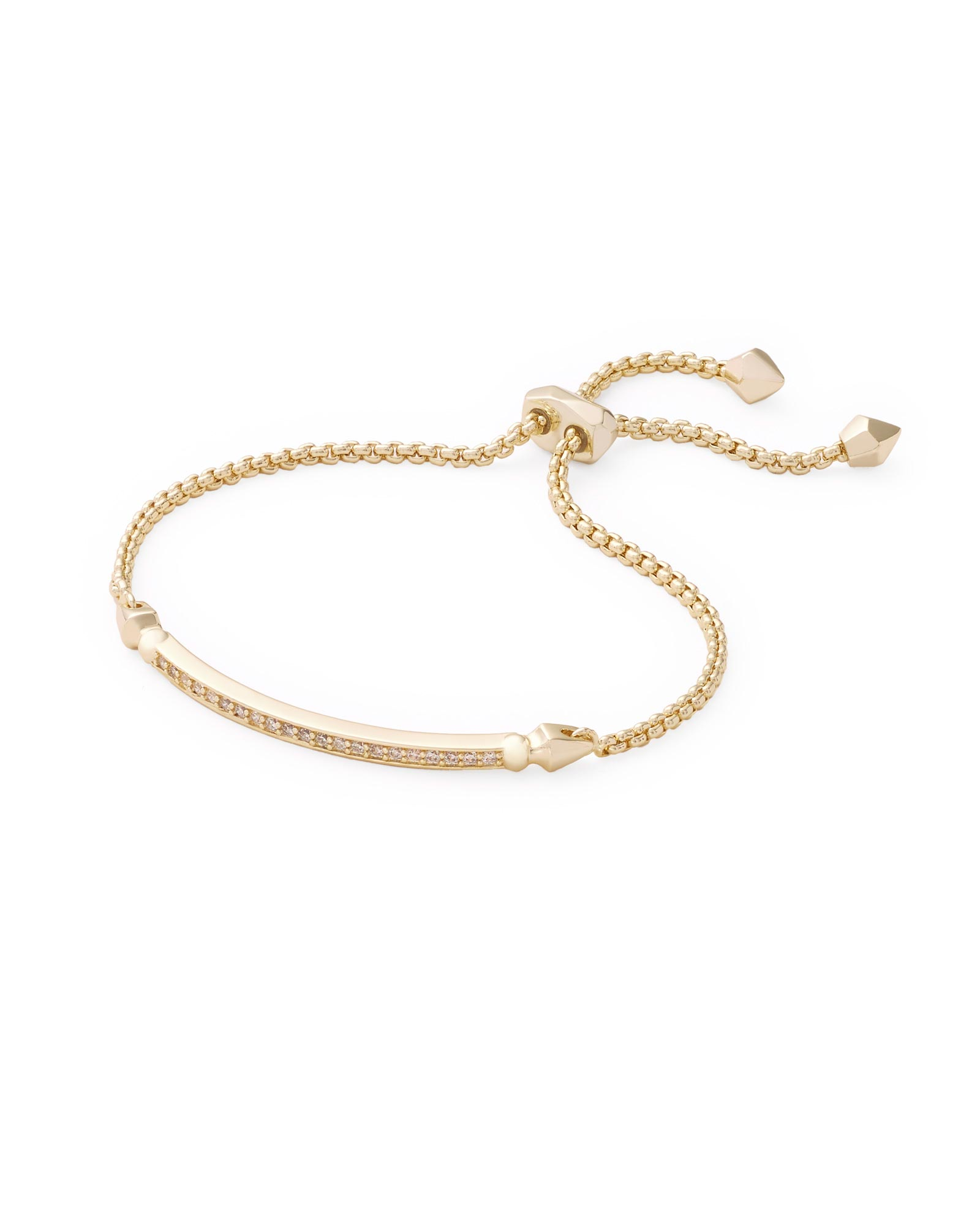 Ott Adjule Chain Bracelet In Gold