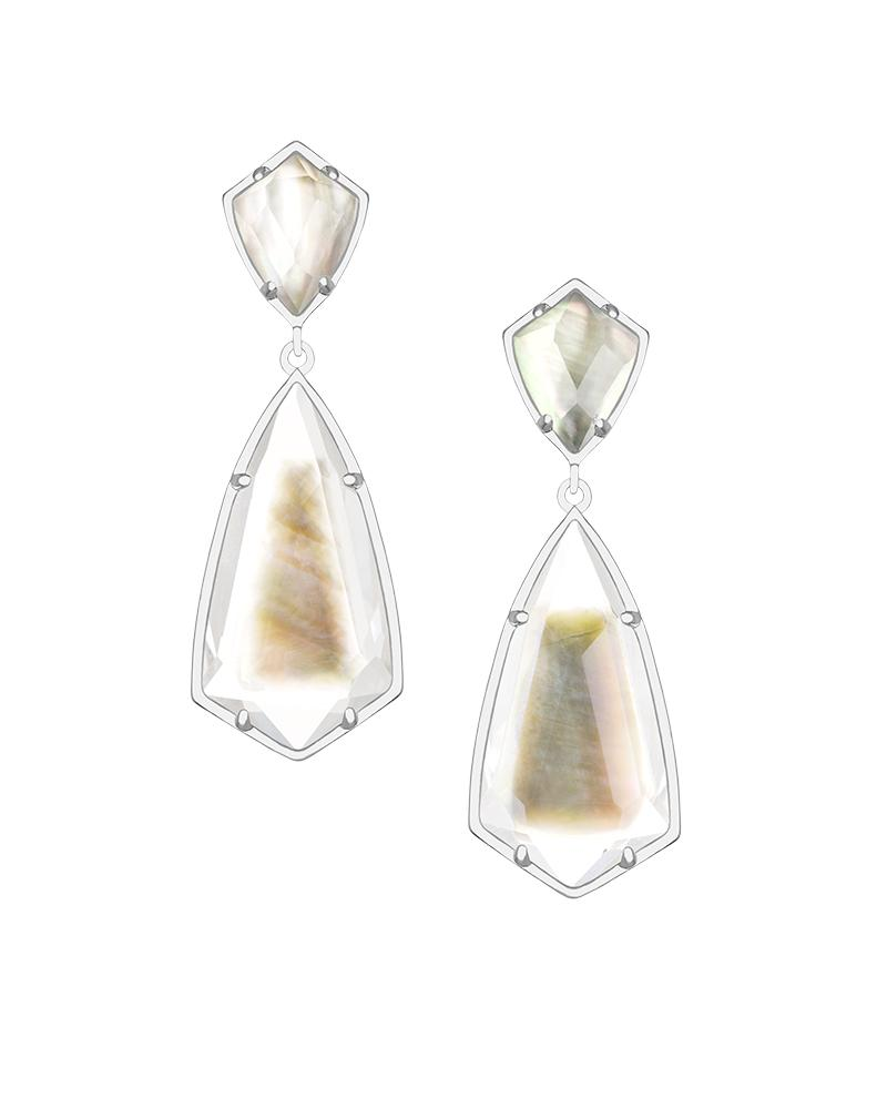 Carey Statement Earrings