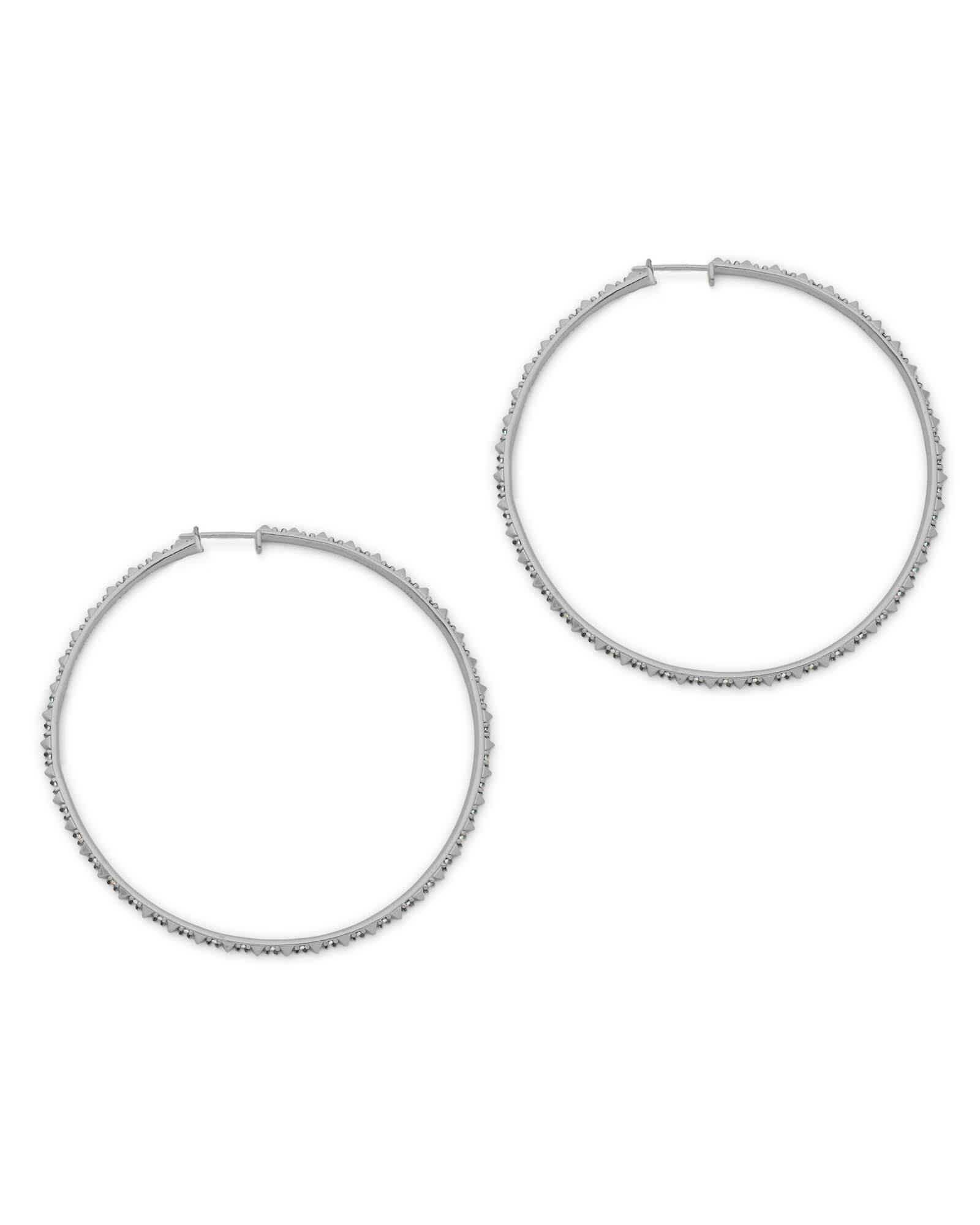 Annemarie Hoop Earrings
