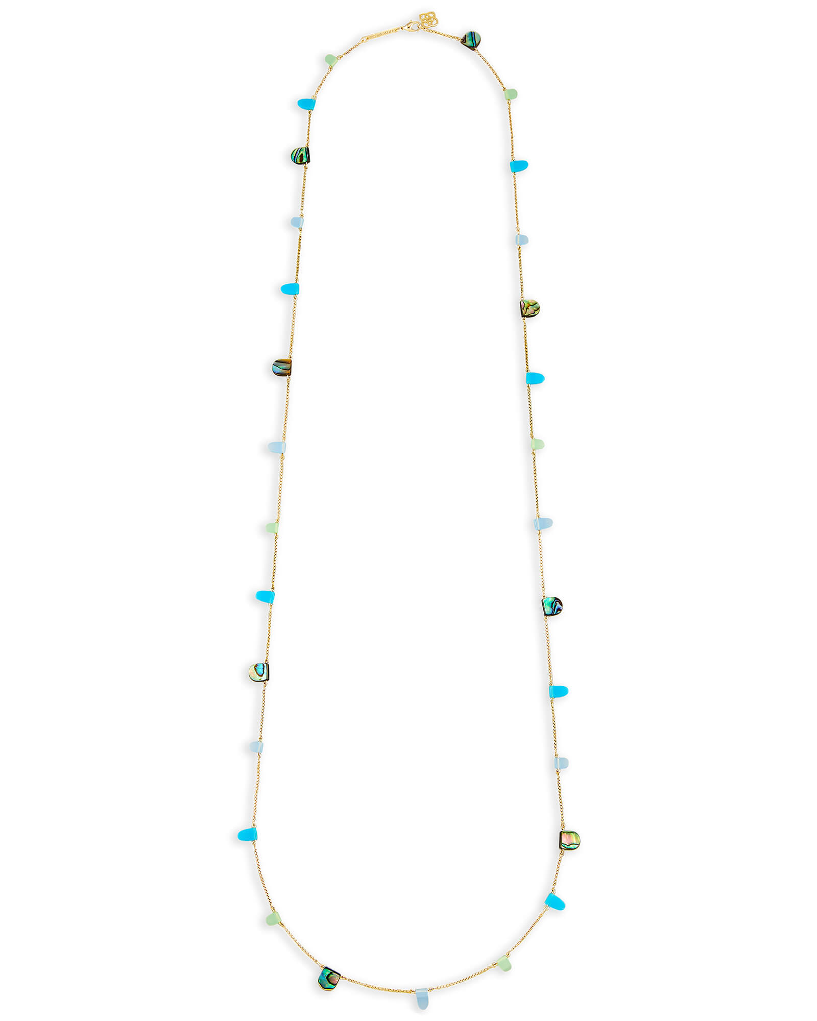 Leola Long Necklace