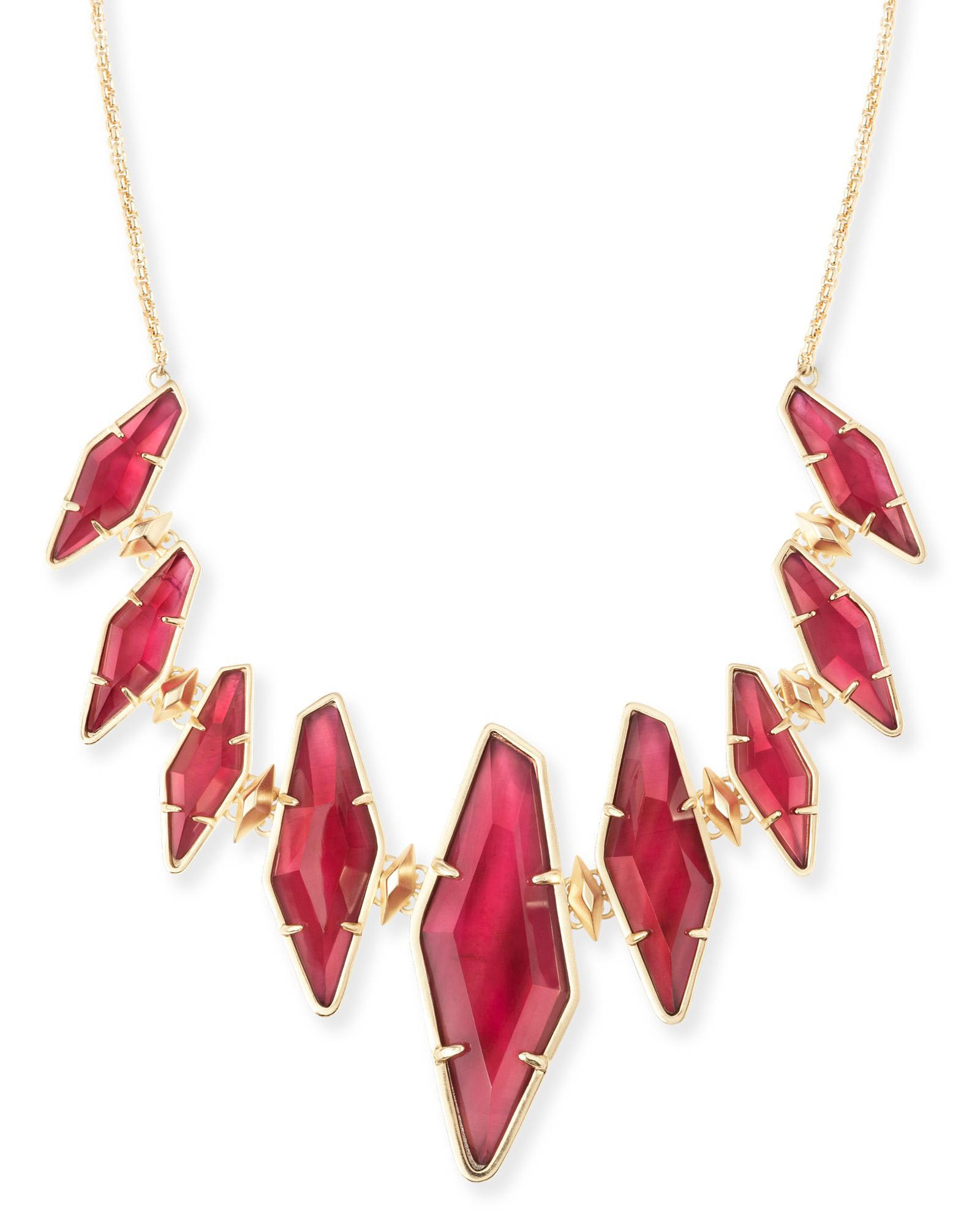 Berniece Statement Necklace