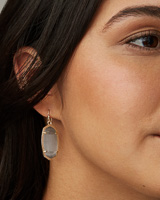 Dani Drop Earrings in Gold