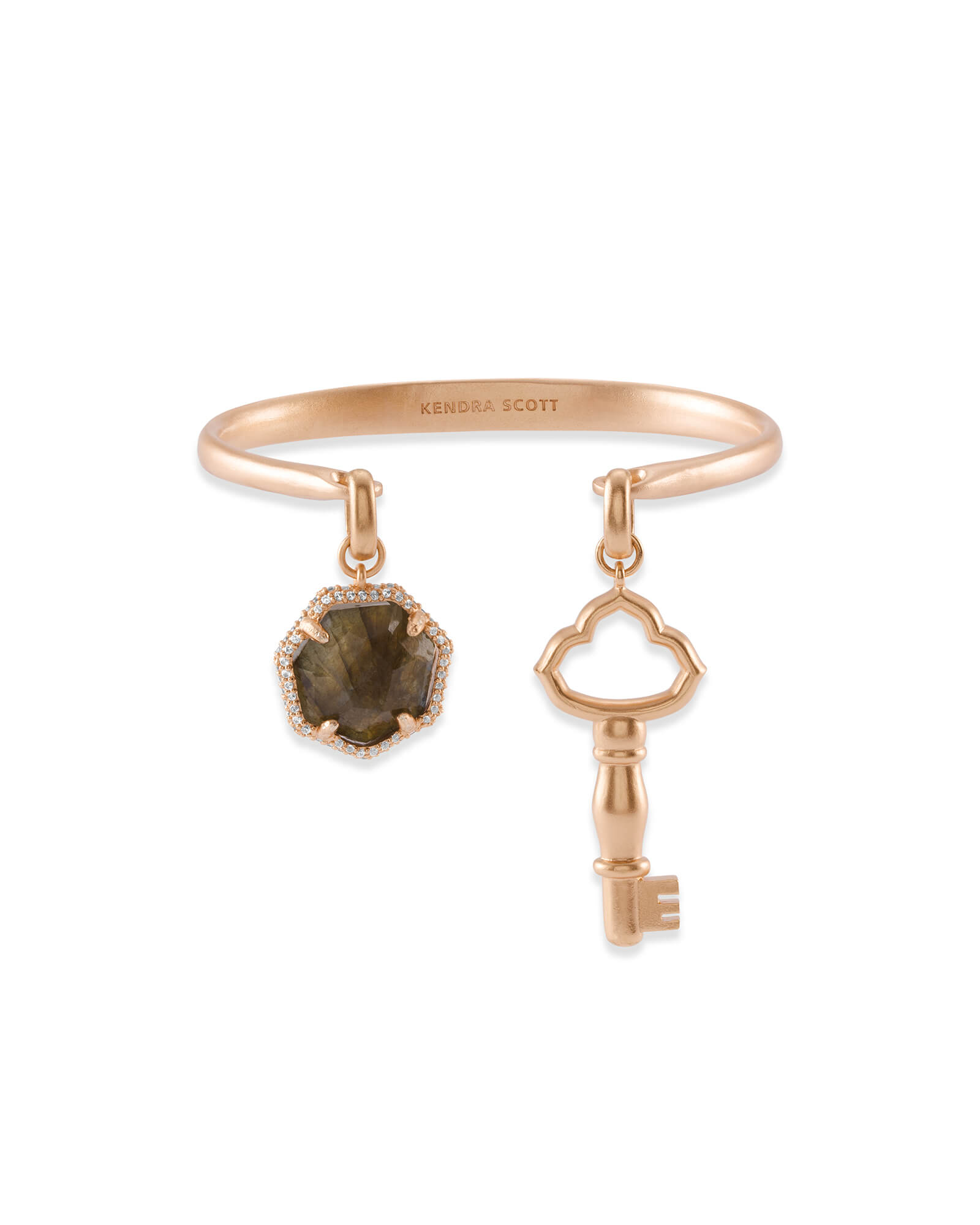 Imagination Charm Bracelet Set in Rose Gold