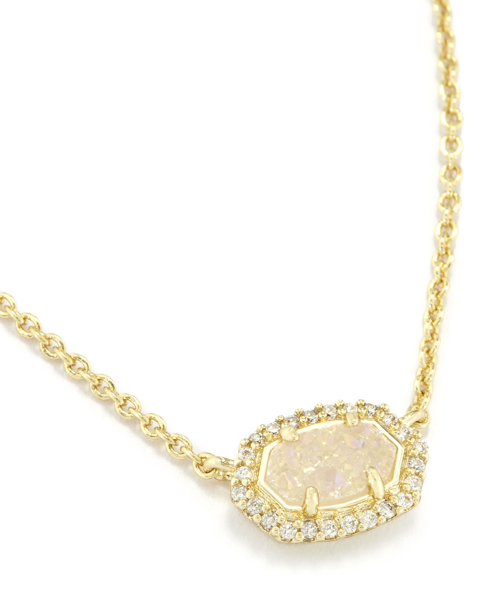 Chelsea Pendant Necklace in Gold