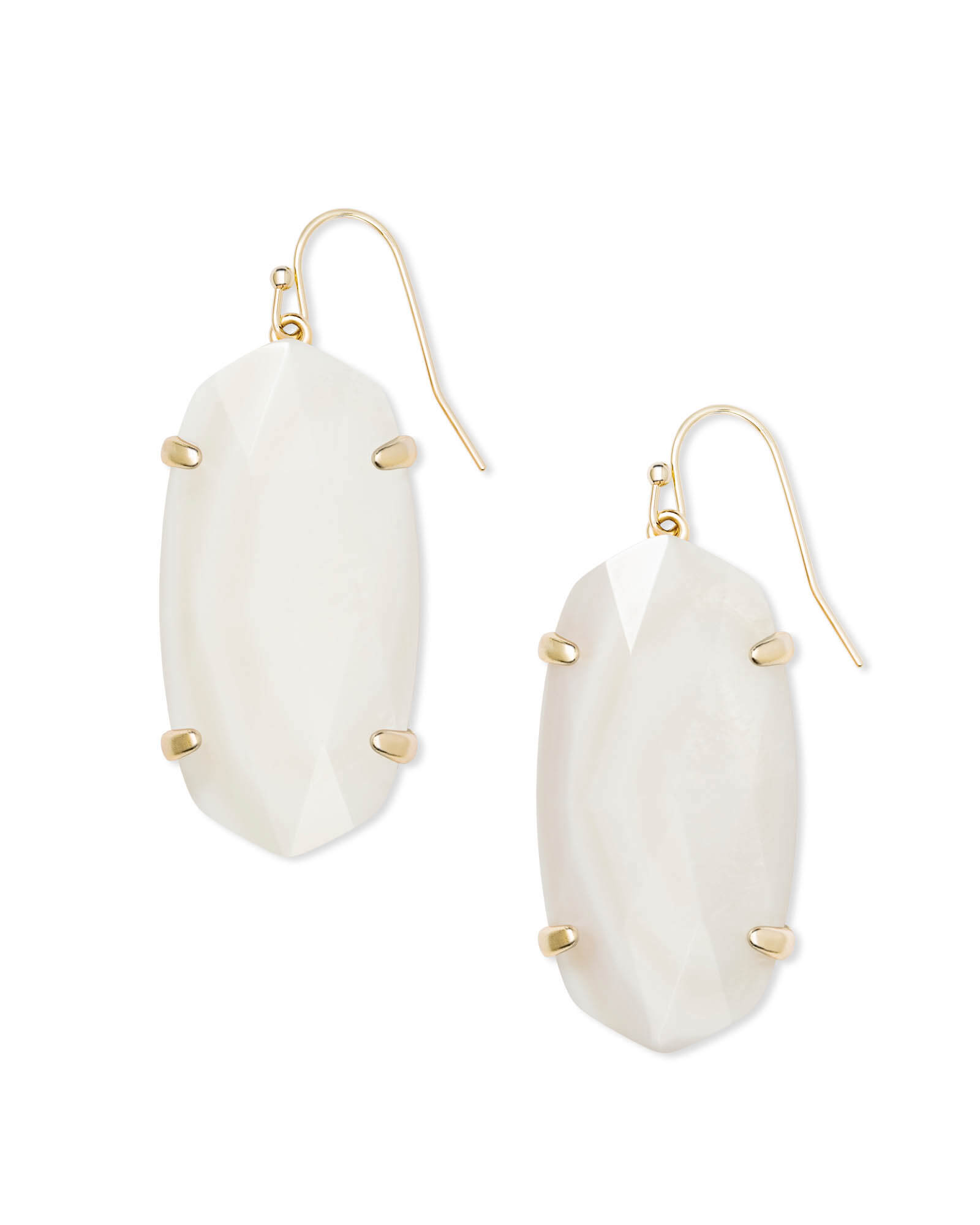Esme Gold Drop Earrings